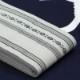 【織角帯|綿献上】献印-5■グレーの献上柄■角帯の結び方ガイド付き