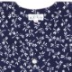【祭り用品|本染め柄物鯉口シャツ】とんぼ(紺)特岡=平織り