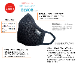 新モデル 10%off 日本製 グローバル仕様 スリーランナー 新色BLACK×BLACK 高機能ジェネリックマスク   BEVOR マスク (フィルタ— 3枚付き)