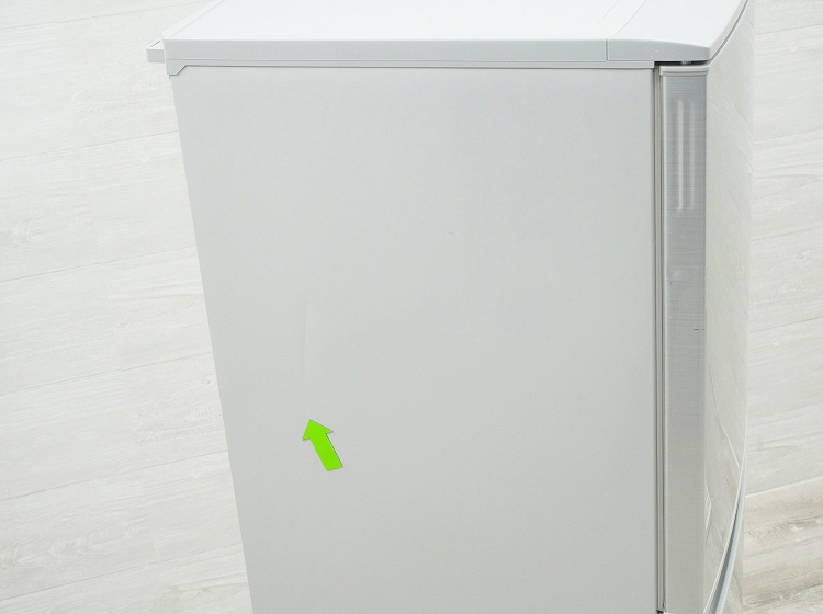 シャープ製/2017年式 /137L/冷蔵冷凍庫/SJ-D14C-S●