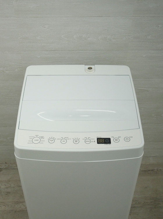 amadana製/2018年式/5.5kg/全自動洗濯機/AT-WM55●