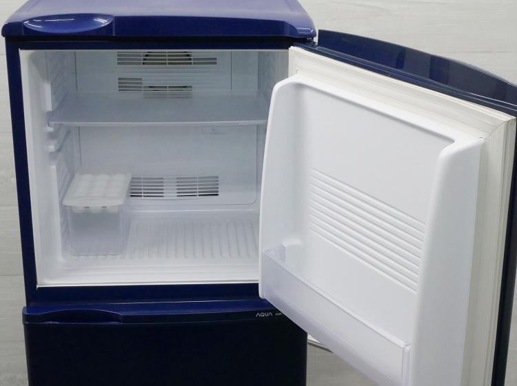 アクア製/2014年式/137L/冷蔵冷凍庫/AQR-141C(A)●【072111】
