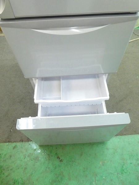 日立製3ドア/2016年式/375L/ノンフロン冷蔵冷凍庫/R-K380GV(S)●【082519】