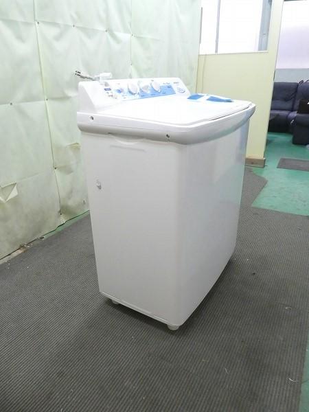 日立製/2015年式/5Kg/二層式洗濯機/PS-50AS●【2110323】