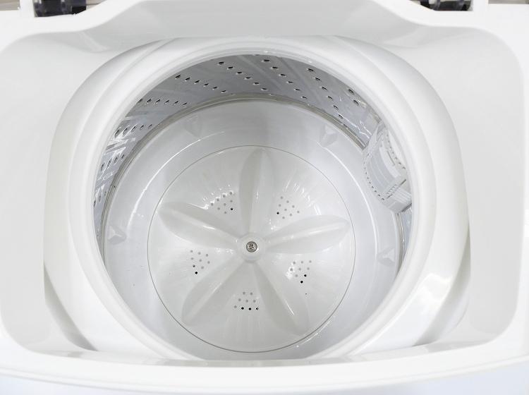 ケーズウェーブ製/2019年式/3kg/全自動洗濯機/MYWAVEHEAT40