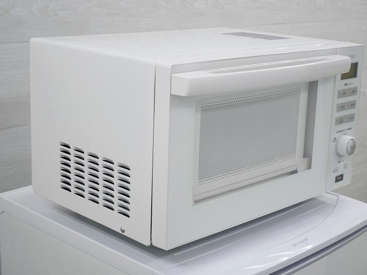 ツインバード製/2018年式/出力900・1250W/オーブンレンジ/DR-E852●