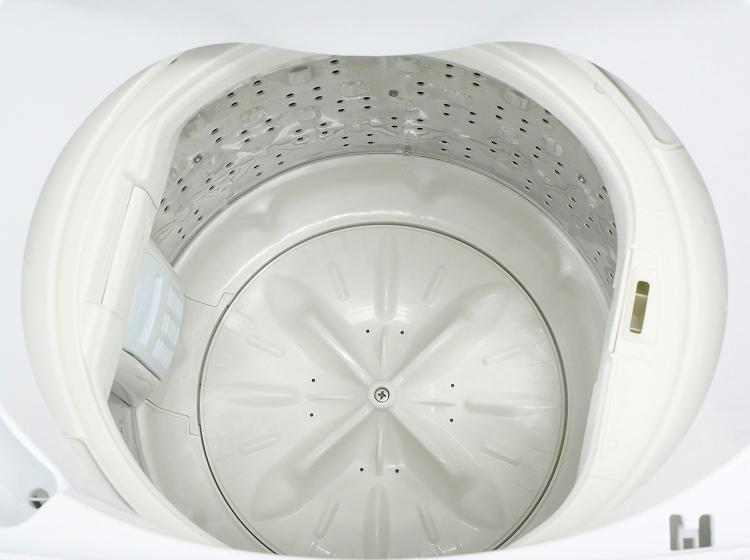 日立製/2018年式/5kg/全自動洗濯機/NW-50B●