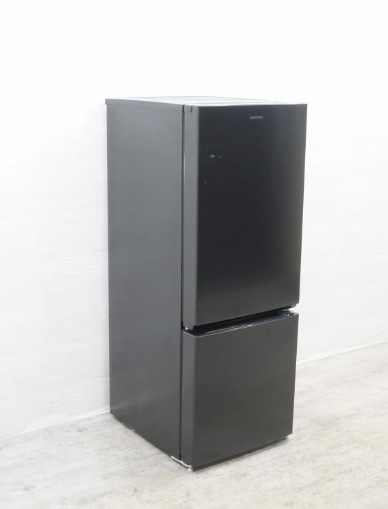 アイリスオーヤマ製/2020年式/156L/冷蔵冷凍庫/NRSD-16A-B