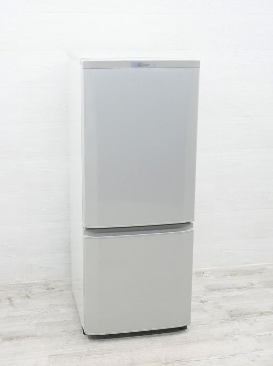 a【032911】 三菱/2016年式 /146L/冷蔵冷凍庫 MR-P15Z-S