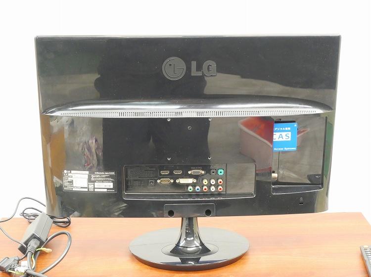 LG製/年式不明/23型/地上デジタルチューナー搭載LEDモニター/M2380D-PM