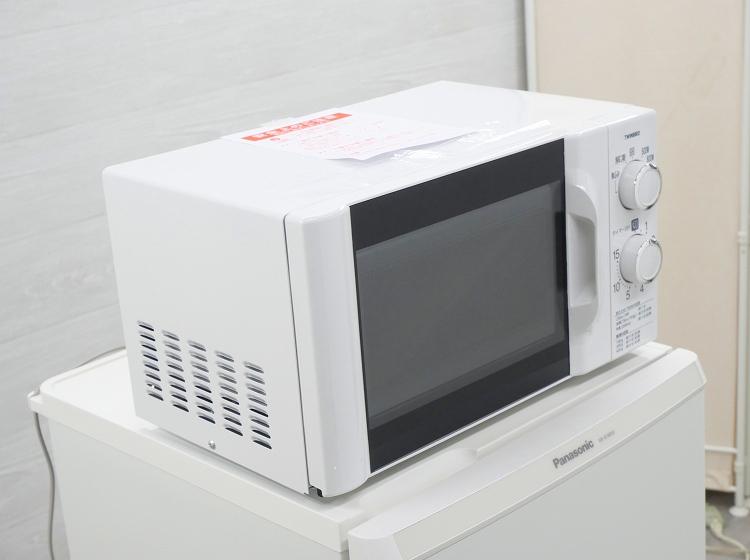 ●未使用品●ツインバード製/2020年式/出力700W/50HZ専用電子レンジ/DR-D419