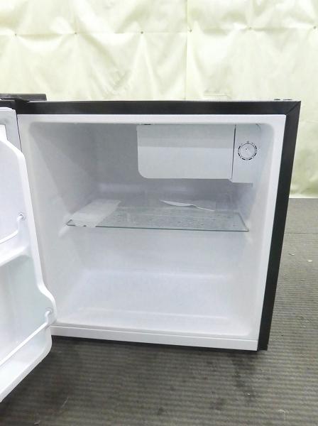 エスキュービズム製/2017年式/46L/冷蔵庫/WR-1046BK