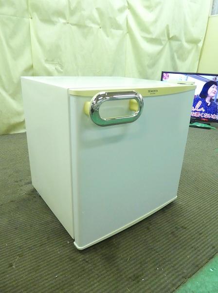 MORITA製/2010年式/46L/ノンフロン冷蔵庫/MR-D05BB●【2101313】