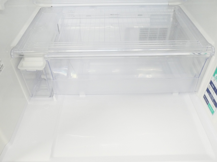 シャープ製3ドア/2017年式/350L/ノンフロン冷蔵冷凍庫/SJ-GW35C-T●