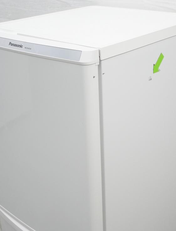 Pananonic製/2013年式/138L/冷蔵冷凍庫/NR-B145W-W◆