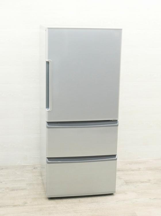 ●わけあり●アクア製3ドア/2017年式/272L/ノンフロン冷蔵冷凍庫/AQR-271F(S)