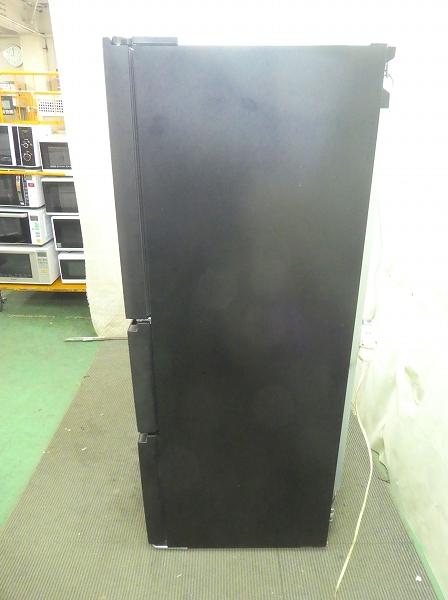 【2111019】 Hisense3ドア/2017年式/282L/冷蔵冷凍庫 HR-G2801BR