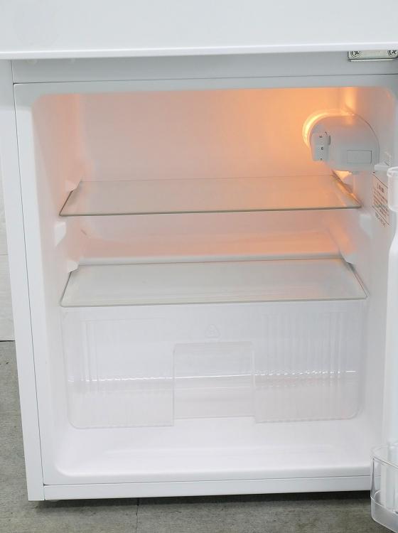 アイリスオーヤマ製/2017年式/90L/冷凍冷蔵庫