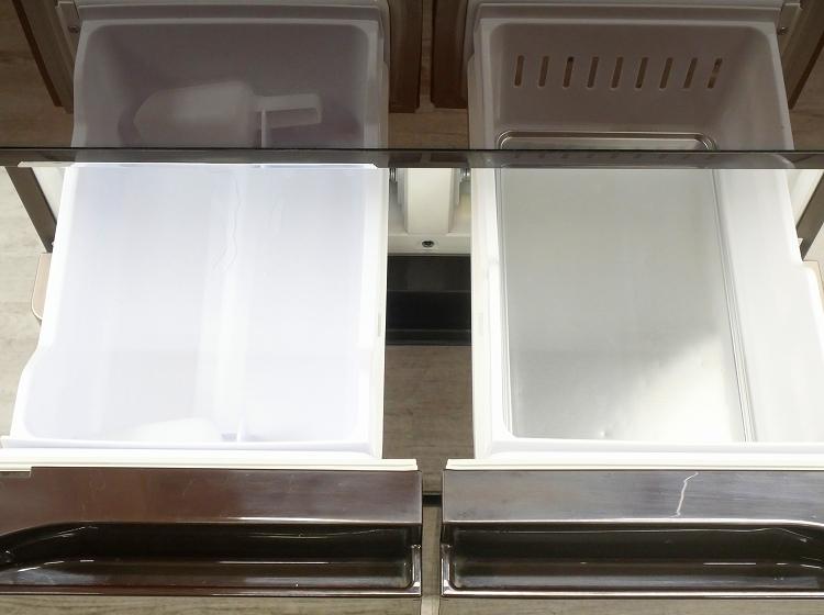 ●わけあり●日立製5ドア/2016年式/401L/ノンフロン冷蔵冷凍庫/R-S4200F(XT)