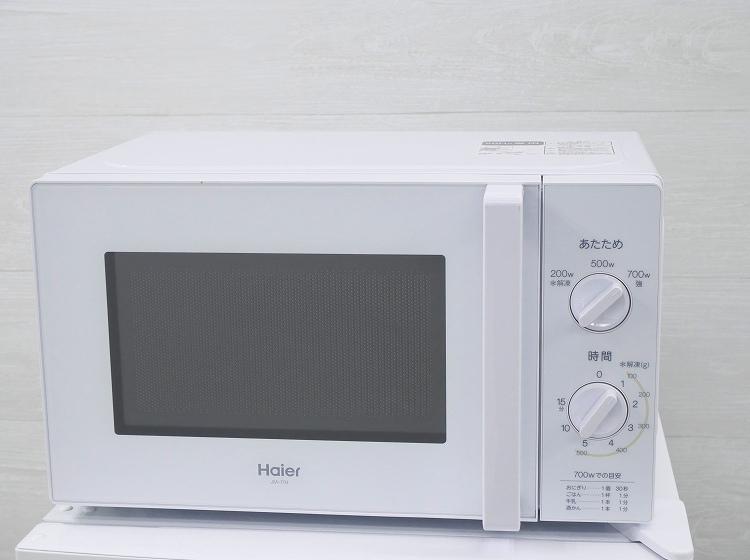 Haier製/2019年式/出力700W/50HZ専用電子レンジ/JM-17H-50●