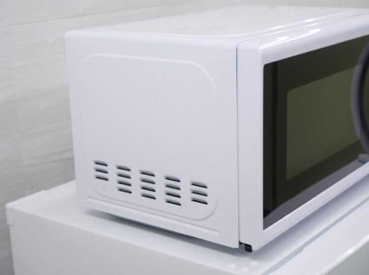 コーナン製/2018年式/出力700W/50HZ専用電子レンジ/RE-K7015V●