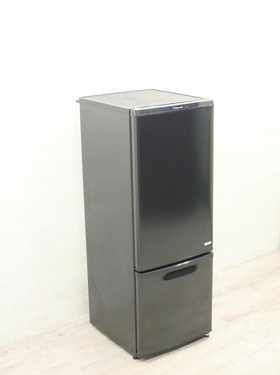 Panasonic製/2016年式/168L/冷蔵冷凍庫/NR-BW179C-K●