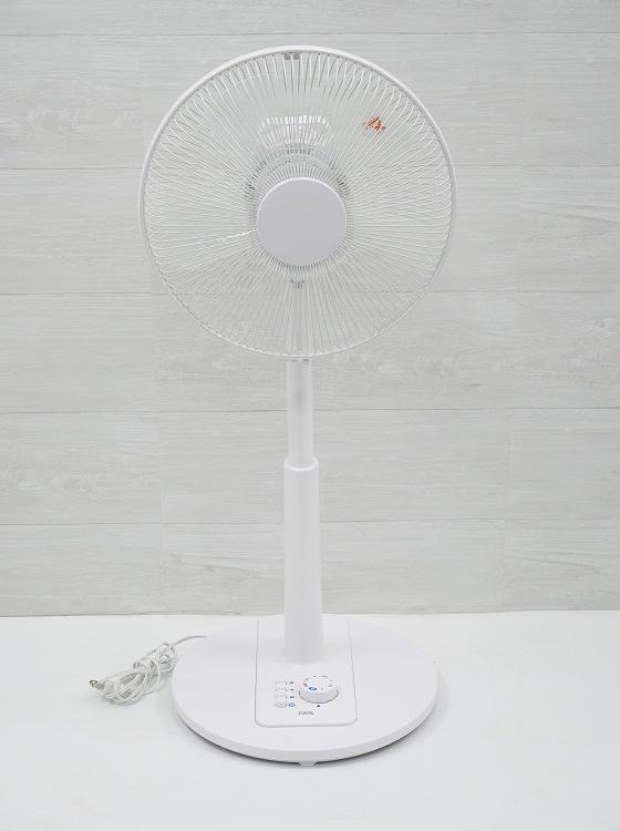 ユアサ製/2019年式/扇風機/YK-3001Y(W)