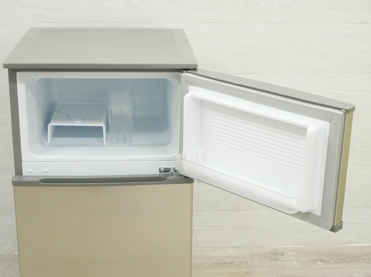 ヤマダ製/2020年式/90L/冷凍冷蔵庫/YRZ-C09G1