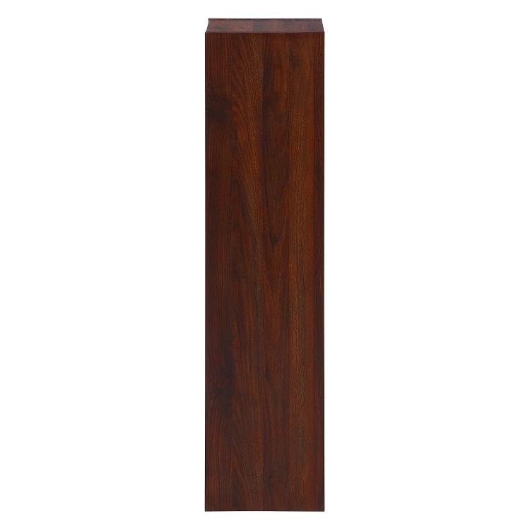 【新品】不二貿易/SLE1-15-12040/カラーボックス3段-ブラウン