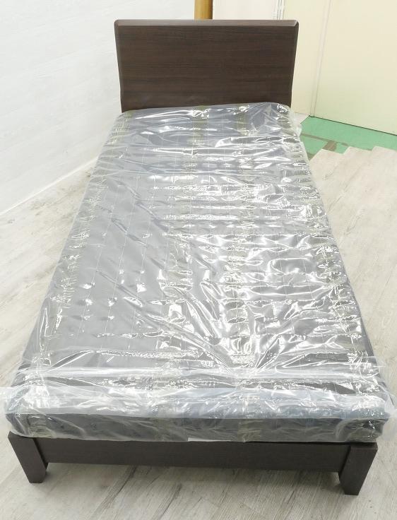 ベッド・マットレスセット