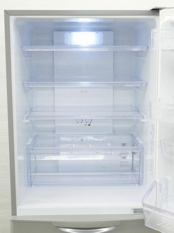アクア製4ドア/2014年式/ 355L/ノンフロン冷蔵冷凍庫/AQR-361C(S)●