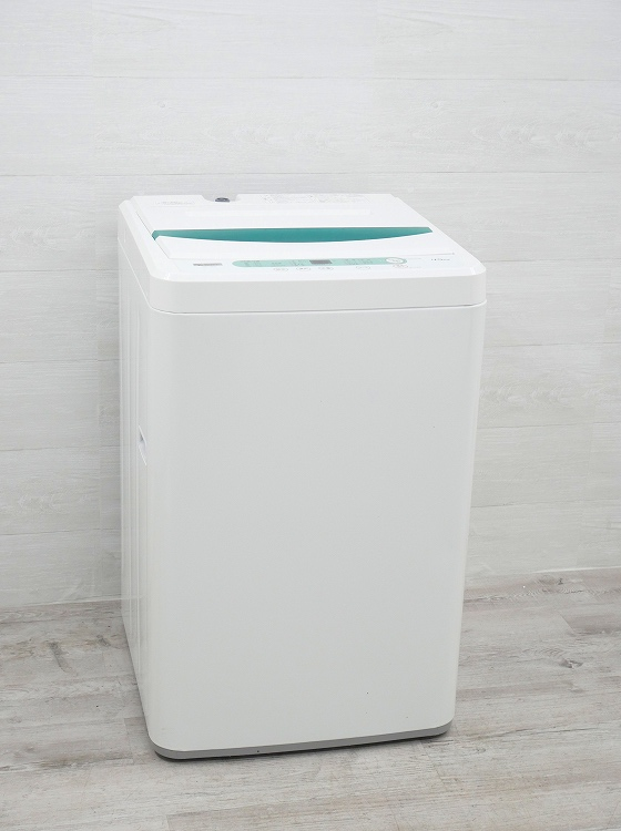 ヤマダ電機製/2019年式/4.5Kg/全自動洗濯機/YWM-T45G1●