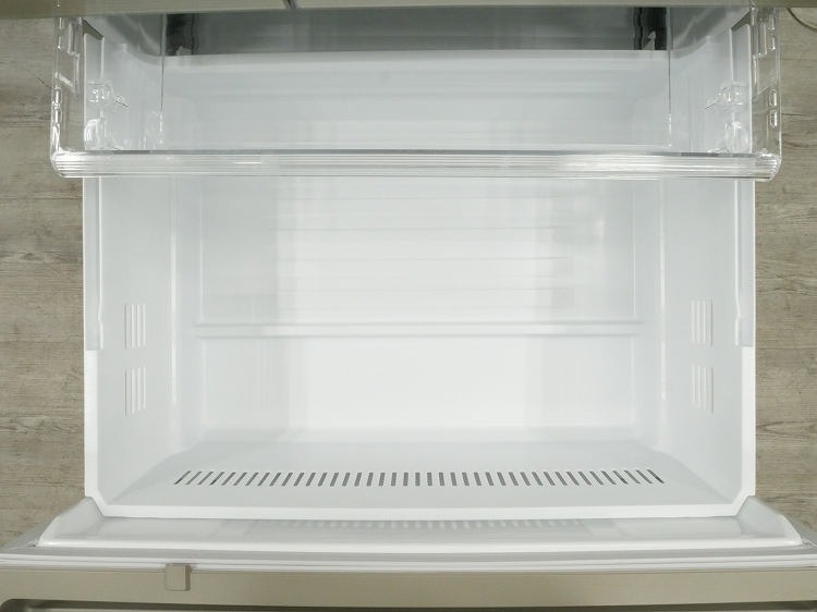 Panasonic製6ドア/2019年式/501L/ノンフロン冷蔵冷凍庫/NR-F505XPV-N●
