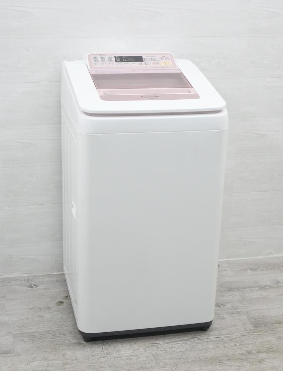 Panasonic製/2016年式/7kg/全自動洗濯機/NA-FA70H2◆