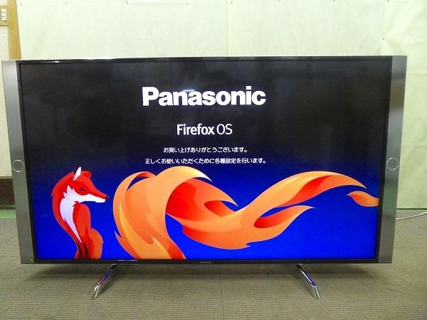 Panasonic製/2017年式/55型/地上・BS・110度CSデジタルハイビジョン液晶テレビ(USB HDD録画対応)/TH-55DX850●a【032755】