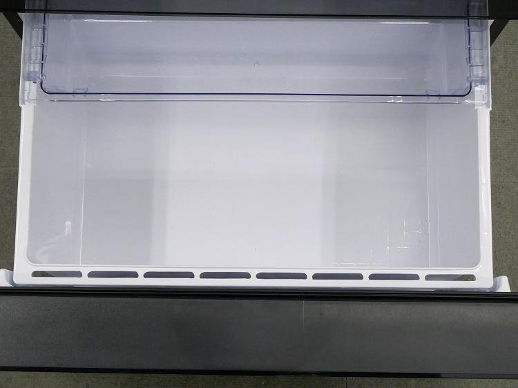 アクア製3ドア/2019年式/272L/ノンフロン冷蔵冷凍庫/AQR-SV27H(K)●【3010912】