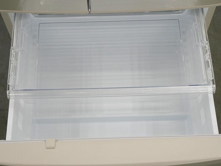 Panasonic製5ドア/2015年式/ 426L/ノンフロン冷蔵冷凍庫/NR-E430V-N●