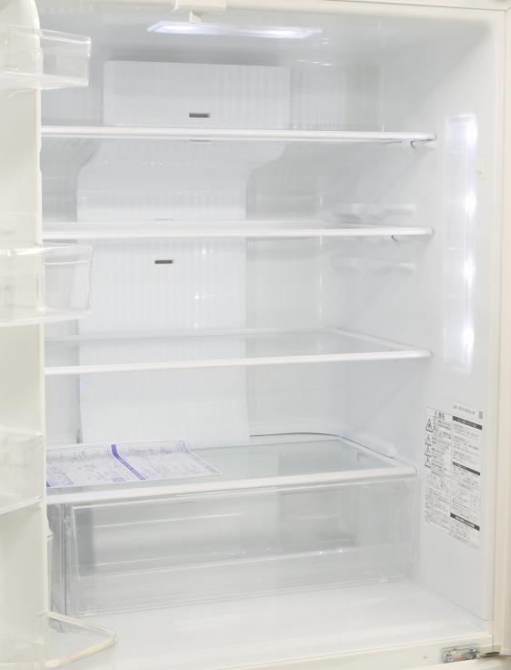 Panasonic製6ドア/2020年式/451L/ノンフロン冷蔵冷凍庫/NR-FV45S6-W●