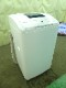 a【052527】 Haier/2017年式/6kg/全自動洗濯機/JW-K60M
