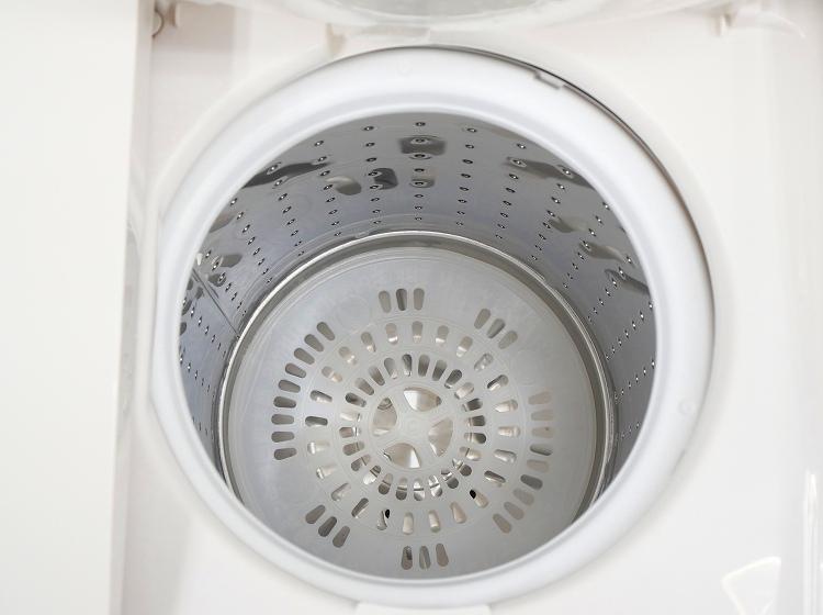 日立製/2016年式/5Kg/二層式洗濯機/PS-50AS●