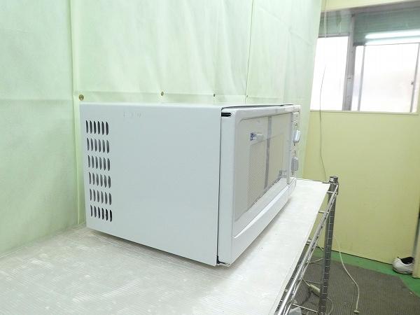 【052837】 東芝/(60HZ専用)/2009年式 (出力500W)/電子レンジ T-E17B(H)