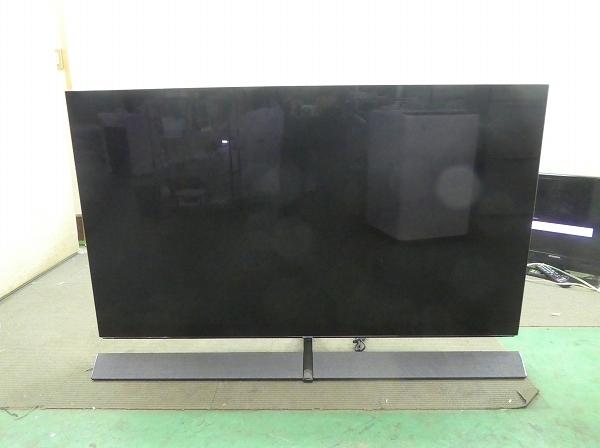Panasonic製/2017年式/65型/地上・BS・110度CSデジタルハイビジョン有機ELテレビ(USB HDD録画対応)/TH-65EZ1000