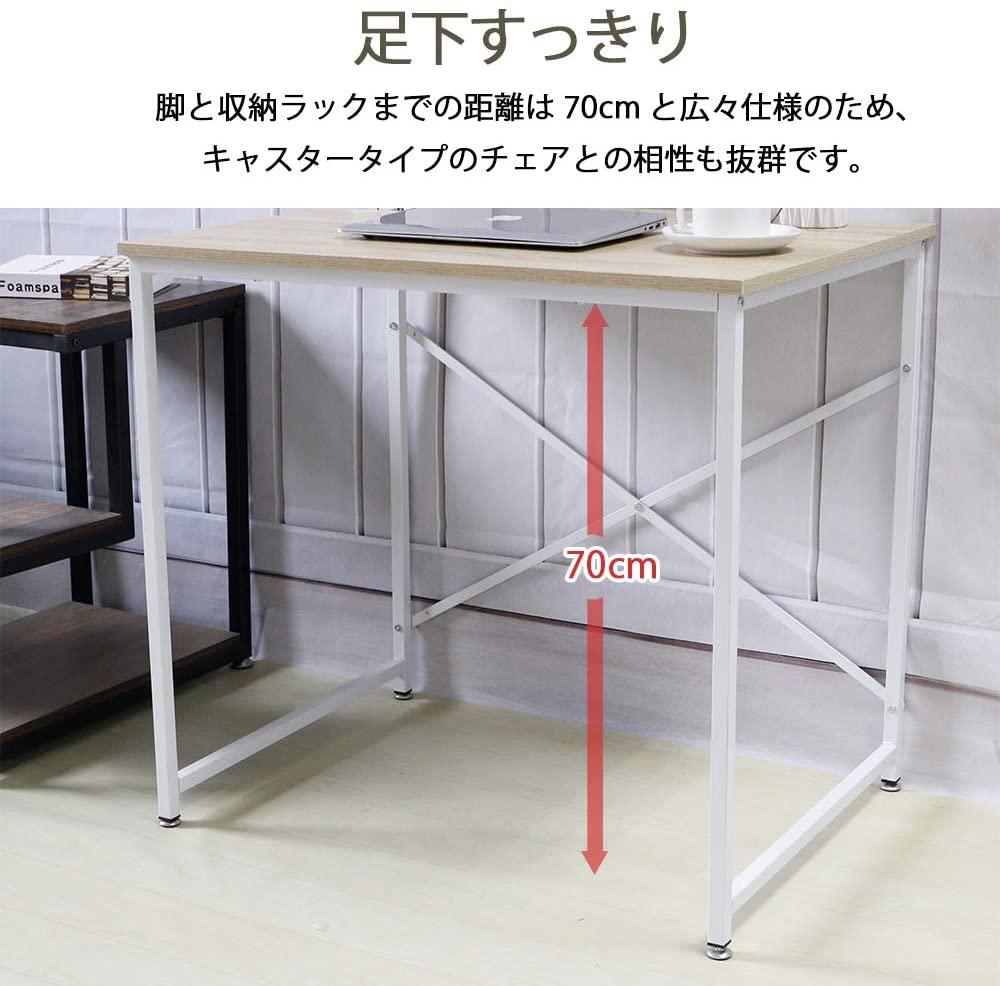 【新品】デスク-ナチュラル