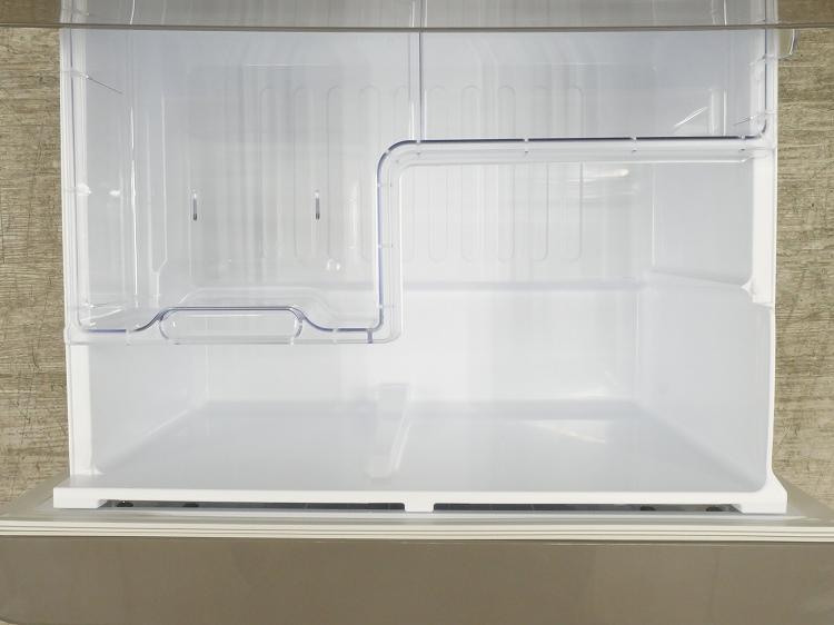シャープ製5ドア/2020年式/412L/ノンフロン冷蔵冷凍庫/SJ-W413G-T●