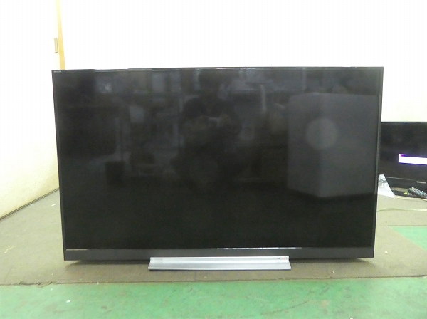 東芝製/2018年式/55型/地上・BS・110度CSデジタル 4k対応液晶テレビ(USB HDD録画対応)/55Z720X
