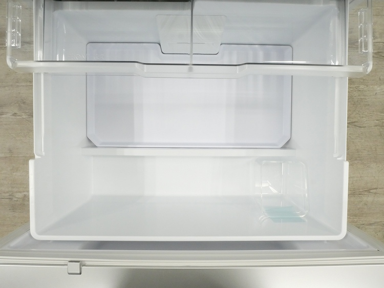 三菱製6ドア/2020年式/503L/ノンフロン冷蔵冷凍庫/MR-MX50F-W●