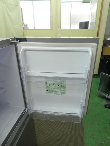 【021118】 アクア/2015年式/157L/冷蔵冷凍庫 AQR-16D(S)