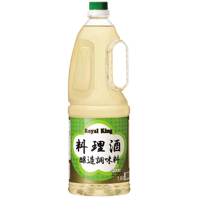 ロイヤルキング 料理酒 1.8L