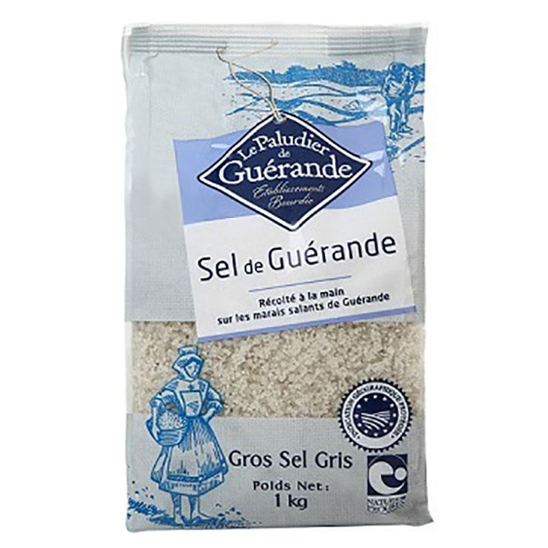 ゲランドの塩 あら塩 1㎏