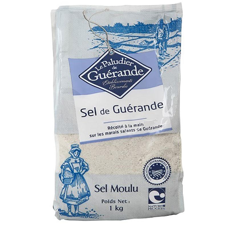 ゲランドの塩(顆粒) 1㎏